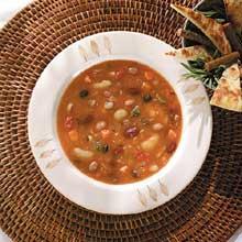 Condensed Bean Soup
