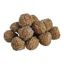 Windsor Bernardi Cooked Original Beef Meatball 1.0 Ounce