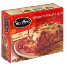 Nestle Stouffers Entree Lasagna with MSC 10.5 Ounce