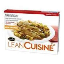 Nestle Stouffers Lean Cuisine Comfort Classics Entree Baked Chicken 8.23 Ounce
