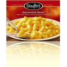 Nestle Stouffers Macaroni and Cheese - Entree 20 Ounce