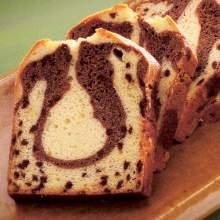 Sweet Street Pullman Marble Chocolate Chip Coffee Cake Loaf 18 Slice