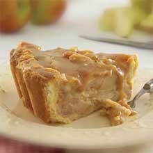 Sweet Street Caramel Apple Gourmet Pie - 14 Slice