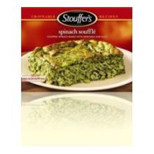 Nestle Stouffers Spinach Souffle - Entree 12 Ounce