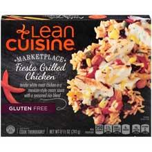 Nestle Stouffers Fiesta Chicken - Entree 8.5 Ounce