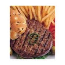 Claim to Fame Beef Patty Hamburger