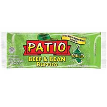 Conagra Patio Burrito