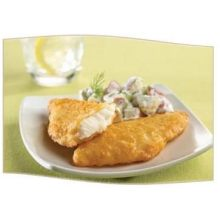 King and Prince Mrs.Fridays Cod Fillet - 1 to 2 Ounce 10 Pound