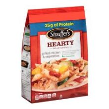 Nestle Stouffers Easy Express Skillet Grilled Chicken and Vegetable - Entree 25 Ounce