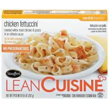 Nestle Stouffers Lean Cuisine Entree Fettuccini in Alfredo Sauce 9.25 Ounce