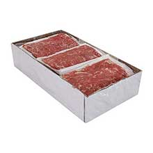 Advance Food Traditional Food Starch Marinated Flat Steak 2 Ounce