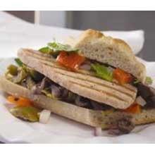 Trident Seafoods Sandwich Cut Yellowfin Tuna Steak 10 Pound