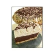 Thaw and Serve Gourmet Chocolate Creme Pie