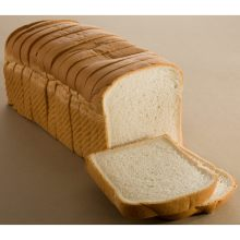 Sliced White Bread 2 Pound 3/4 inch