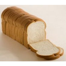 Sliced White Bread 2 Pound