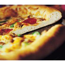 Tyson Pizzeria Large Edge Regular Center Pizza 22 Ounce