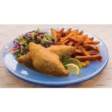 King and Prince Mrs.Fridays Beer Battered Cod - 1 to 2 Ounce 10 Pound