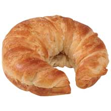 Natural Butter Flavored Croissant 3 Ounce