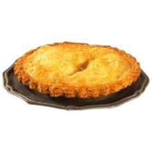 Hill and Valley Apple Baked Pie 25 Ounce