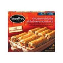Nestle Stouffers Single Serve Chicken Enchilada - Entree 57 Ounce