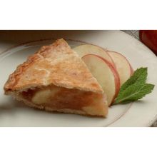 Hill and Valley Apple Half Baked Pie 12 Ounce