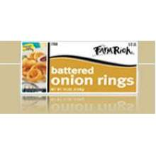 Battered Onion Ring 2 Pound