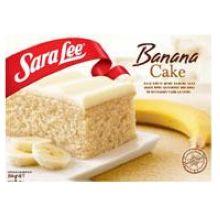 Iced Banana Cake 13.75 Ounce