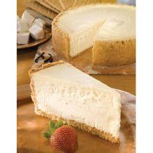 Alden Merrell Desserts Supreme New York Vanilla Cheesecake 96 Ounce