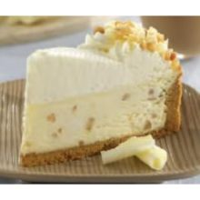 Alden Merrell Desserts Macadamia Nut White Chocolate Cheesecake 96 Ounce