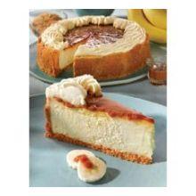 Alden Merrell Desserts Banana Foster Cheesecake 96 Ounce