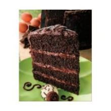 Alden Merrell Desserts 4 Layer Towering Chocolate Cake 160 Ounce