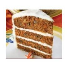 Alden Merrell Desserts 4 Layer Towering Carrot Cake 208 Ounce