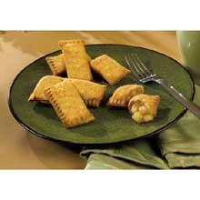 J and J Snack Sweetstuffers Oven Bakable Apple Pie Crust