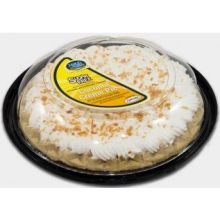 Sugar Free Coconut Creme Pie
