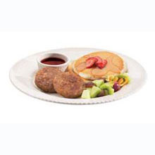 Briar Street Market Turkey Sausage Patties 1.45 Ounce