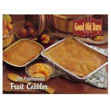 Good Old Days Peach Cobbler