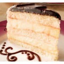 Alden Merrell Desserts High Boston Creme Torte 10 inch