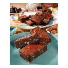 Alden Merrell Desserts Fudge Brownie Bar 96 Ounce