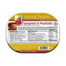 Golden Cuisine Meatball Meal