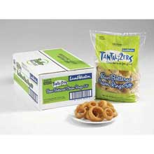 Lamb Weston Tantalizers Beer Battered Onion RingAppetizer 2.5 Pound