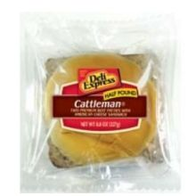 Deli Express 50th Anniversary Cattleman Sandwich