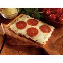 Conagra The Max Pepperoni Mozzarella Pizza 4.65 Ounce
