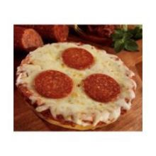 The Max Round Pepperoni Pizza
