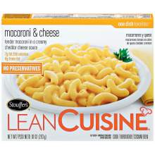 Nestle Stouffers Lean Cuisine Macaroni and Cheese 10 Ounce