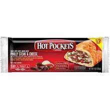 Nestle Hot Pockets Philly Steak and Cheese Stuffed Sandwich 8 Ounce