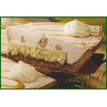 Lawlers Desserts Elite Banana Foster Pie 64 Ounce