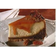 Lawlers Desserts Colossal Caramel Fudge Cheesecake 108 Ounce