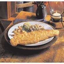 Brewers Choice Battered Haddock Fillet