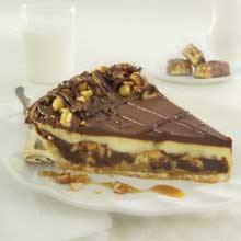Sweet Street The Big Blitz With Snickers Bar Gourmet Pie - 14 Slice