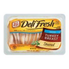 Oscar Mayer Deli Fresh Turkey Breast - Meat 9 Ounce